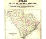Mills Map of South Carolina