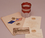 Banquet Booklet, Souvenir Cup, Invitation, Admission Card, Ticket