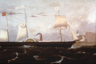 The Isabel (steam-sail), 1848